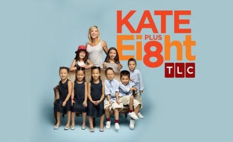 Kate Gosselin with Kids - Kate Plus 8