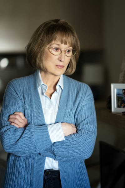 Mary Louise Looks Disapproving - Big Little Lies Season 2 Episode 5