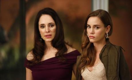 Victoria and Charlotte