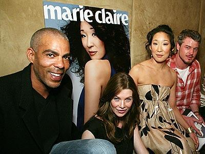 Sandra Oh & Friends