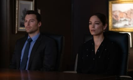 Burden of Truth Season 4 Episode 8 Review: Standing By the Peaceful Water
