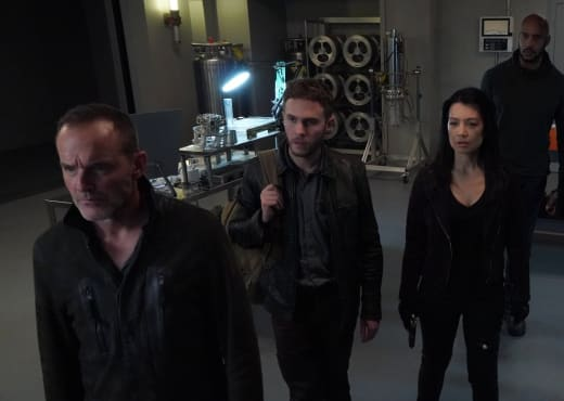 Home Again - Agents of S.H.I.E.L.D. Season 5 Episode 11
