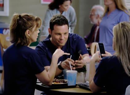 Watch Grey's Anatomy Season 12 Episode 6 Online