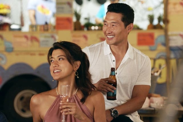 Chin and Kono - Hawaii Five-0