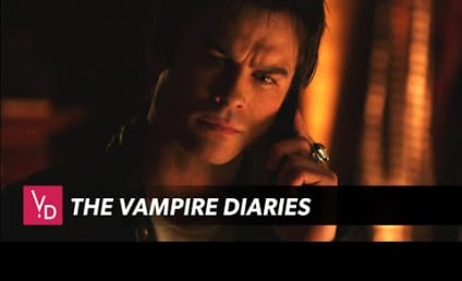 The Vampire Diaries Sneak Peek: Who Ya Gonna Call?