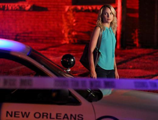 Cami the Cop? - The Originals Season 3 Episode 2