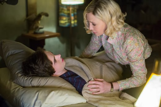 Bed Time - Bates Motel