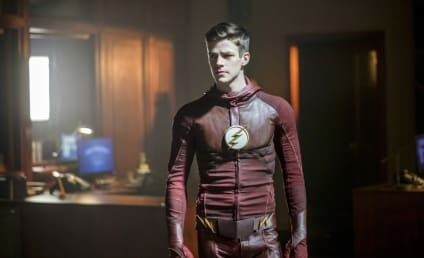 The Flash Season 3 Episode 16 Review: Into the Speed Force