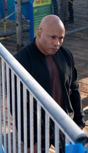 Helping His Partner - NCIS: Los Angeles Season 12 Episode 11