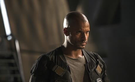 Angry Lincoln - The 100 Season 3 Episode 4