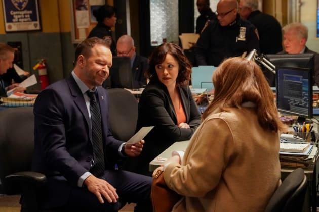 Consulting a Medium - Blue Bloods Season 9 Episode 13