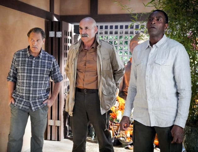 The Old Guard - NCIS: Los Angeles Season 9 Episode 14