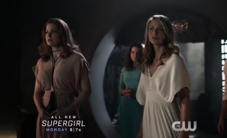 Supergirl Promo: The Dark Kryptonians Are Coming!