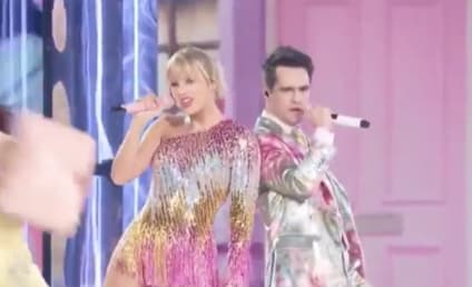 Taylor Swift and Brendon Urie Open 2019 Billboard Music Awards With 'Me!' -- Watch