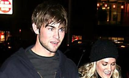 Carrie Underwood Visits Chace Crawford for Christmas