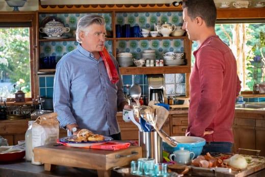 Cooking In the Kitchen - Chesapeake Shores Season 3 Episode 3