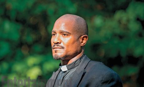 Seth Gilliam as Father Gabriel Stokes - The Walking Dead