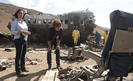 The Plane Crash - Criminal Minds