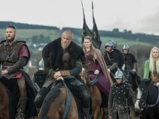 Vikings Season 5 Episode 16 Review: The Buddha - TV Fanatic
