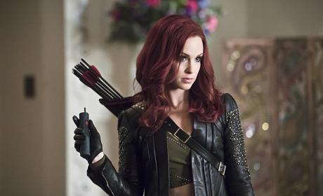 Cupid - Arrow Season 4 Episode 16