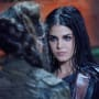 Octavia and Madi  - The 100 Season 5 Episode 6