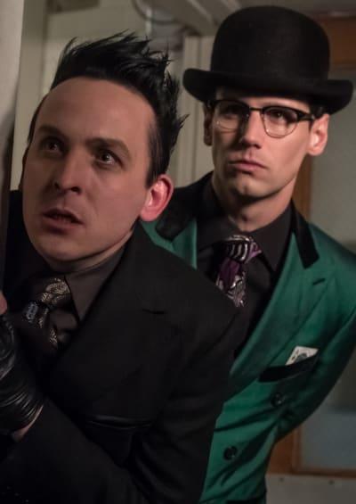 Saving Barbara - Gotham Season 5 Episode 10