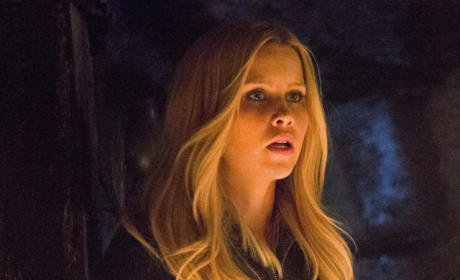 Stunned Rebekah