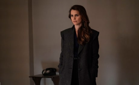 The Talk - The Americans Season 6 Episode 9