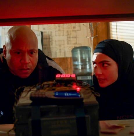Dangerous Technology - NCIS: Los Angeles Season 12 Episode 15