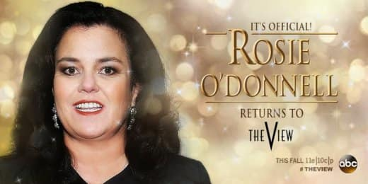 Rosie O'Donnell Picture