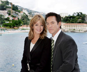 Deidre Hall and Drake Hogestyn Photo