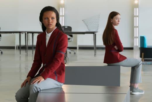 Children of Mars: Kima & Lil - Star Trek: Discovery