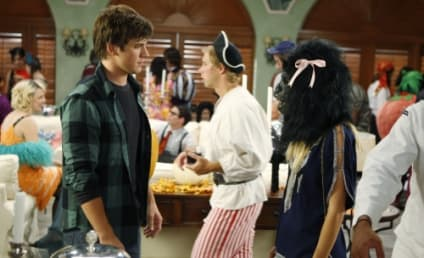 "90210 Review: ""Unmasked"""