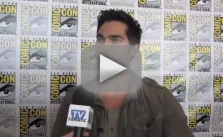 Tyler Hoechlin Comic-Con Interview