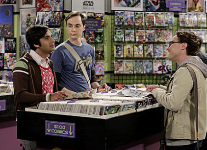 Watch The Big Bang Theory Season 6 Episode 1 Online