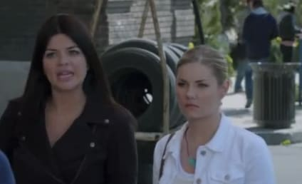 Happy Endings Review: The Found Episode