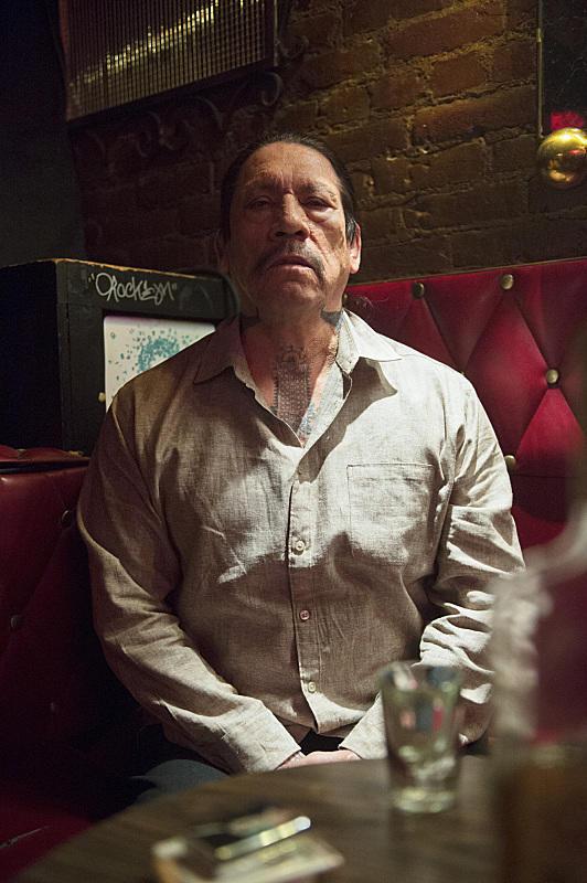Danny Trejo as a Retired Assassin, Tuhon