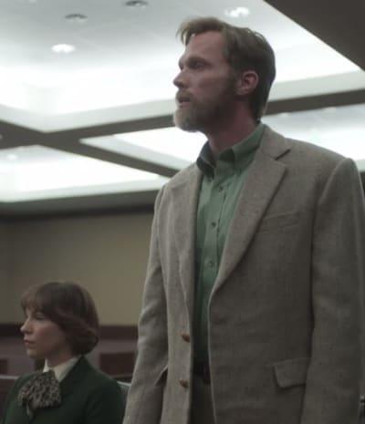 Representing Himself Please - Manhunt: UNABOMBER Season 1 Episode 8