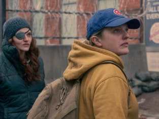 June and Janine in Chicago - The Handmaid's Tale Season 4 Episode 5