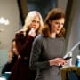 Maia and Amy Worry - The Good Fight Season 1 Episode 8