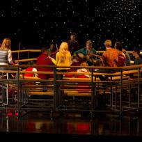 Moving Glee Scene
