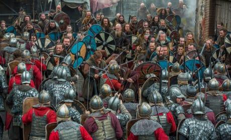Battle - Vikings Season 5 Episode 3