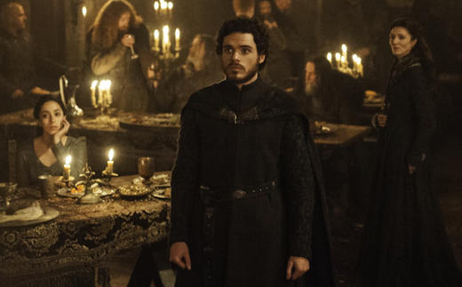 Red Wedding Pic
