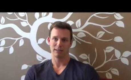Eric Martsolf Set Interview