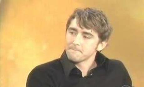 Lee Pace on The View