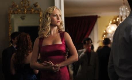Caroline at Homecoming