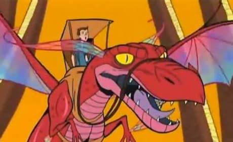 Dean Rides the Dragon