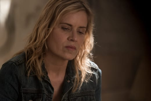 Why so glum? - Fear the Walking Dead Season 3 Episode 14