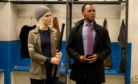 Cliv on Ice - iZombie Season 4 Episode 5