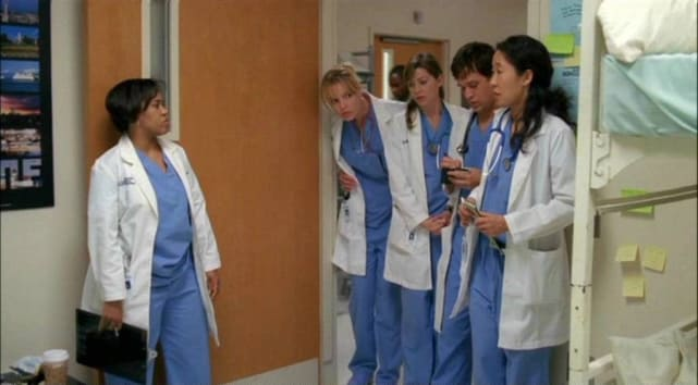 """A Hard Day's Night"" - Grey's Anatomy - 3/27/2005"